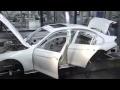 Fabrication des voitures BMW