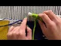 Tuto double chaine et point noue� - Willyarn