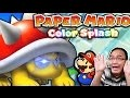 CE BOSS EST GIGANTESQUE ! | Paper Mario Color Splash #21