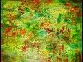 Tutoriel Peinture Débutant : Fond de Toile Acrylique et Alcool