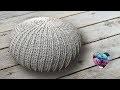 Pouf Trapilho Crochet Design