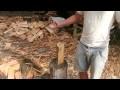 Comment réaliser des bardeaux( tuiles de bois)