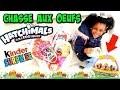 CHASSE AUX OEUFS DE PÂQUES 2018 : Chocolats ,Hatchimals ,Kinder Maxi surprise , Blo Sens
