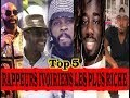TOP 5 - Artistes Ivoiriens Les Plus Riches 2018