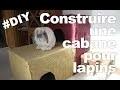 Construction d'une cabane à plateformes pour mes lapins #DIY