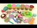Play Doh Pâte à Modeler Bonbons Sucreries Gâteaux Sweet Shoppe Colorful Candy Box