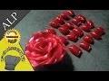 La rose en sucre et ses berlingots - Apprendre la pâtisserie (ALP)