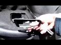 Comment démonter un panneau de porte sur BMW e36