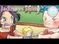 [Speedpaint] Les Légendaires - Jadina VS Shimy (Fanart #4)