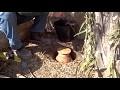 Installez des oyas dans votre jardin pour réduire votre consommation en eau !