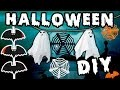 DIY HALLOWEEN IDEES DECORATION PAPIER FACILES