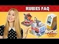 My Cafe Rubies FAQ