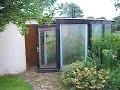Comment construire une serre de jardin avec des fenêtres / build a greenhouse
