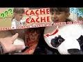 CACHE-CACHE dans le + GRAND MAGASIN DE JOUETS de PARIS • Studio Bubble Tea JouéClub