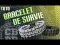 TUTO - Bracelet de survie en Paracord type Cobra
