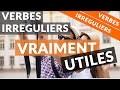 Apprendre les 72 verbes irréguliers les PLUS utiles en anglais !