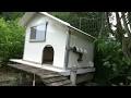 Fabriquer porte poulailler automatique 12 volts / How to make an automatic henhouse door