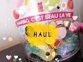 HAUL : Action,Haribo, NOZ, Boite aux lettres et Zodio