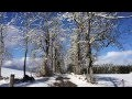 Paysages de France Neige 2015 Snow Snowing