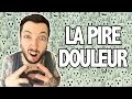 LE TATOUAGE LE PLUS DOULOUREUX !
