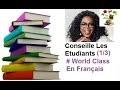 Conseils d'Oprah Winfrey aux étudiants de  Stanford (1/3) #Français