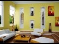 INTERIOR DECORATION (African-inspired)