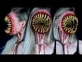 [FR] DEMOGORGON / LEVIATHAN Tutoriel Maquillage HALLOWEEN FX   Simple Symphony ♡