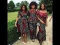 Trendy Nigerian Ankara Styles For Ladies; Unique Ankara Designs