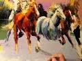 Tableau chevaux 01