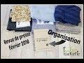 revue de presse * organisation * l'indispensable de la couture