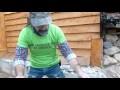 Fabrication de protège bras d'arc