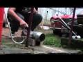 turboréacteur homemade pour TPE