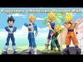 Découvrons les figurines Dragon ball chinoises