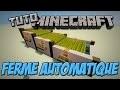 [TUTO] Minecraft | FAIRE UNE FERME AUTOMATIQUE