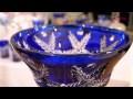 Cristal taillé - Le savoir faire de la Cristallerie de Montbronn