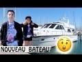 MON NOUVEAU BATEAU ! / Family vlog