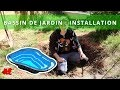Bassin de jardin - Introduction