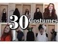 30 Costumes pour HALLOWEEN !