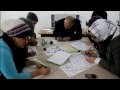 L'école supérieure des beaux arts casablanca - Workshop calligraphie -