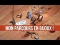 Mon parcours (en bijoux) • Agnes Bijouterie
