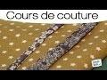 Couture : comment associer tissu et biais ?
