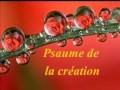 Psaume de la création