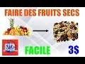 [DIY] Fabriquer un déshydrateur de fruit et légumes