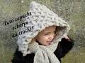 TUTO ECHARPE CAPUCHE CROCODILE AU CROCHET Hooded Crocodile Crochet CAPUELA TEJIDO CROCHET