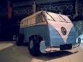 [TUTO] - Comment fabriquer un minibus Electrique en carton (Facile)