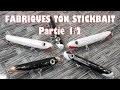 [TUTO] COMMENT FABRIQUER UN STICKBAIT (handmade stick bait) partie 1/2