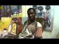 seronfredy Fode artiste peintre Saly Sénégal histoire d 'un tableau