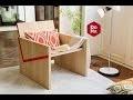 """Comment créer le fauteuil """"RED LINE"""""""