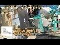 Utiliser une Machine à projeter enduit - Utilisation et nettoyage