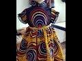 Coudre une robe en s'inspirant du wax africain